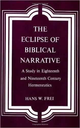 Eclipse of Biblical Narrative