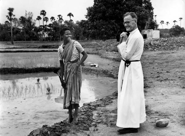 Lesslie Newbigin als Bischof von Madras (1970)