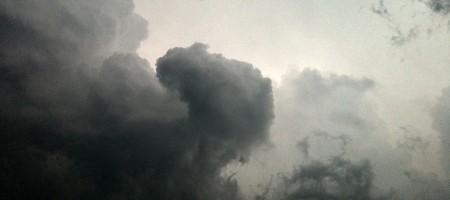 Wolkenbild Schizophrenie