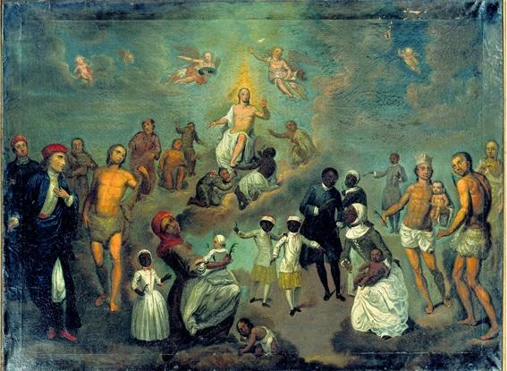 'Erstlingsbild' von Johann Valentin Haidt (1748)