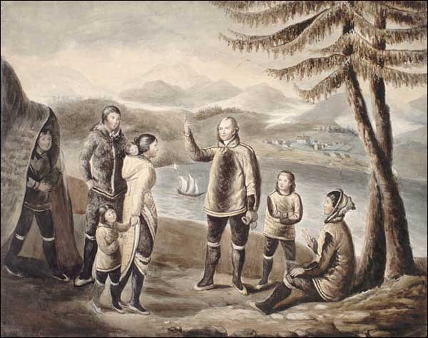 inuit-moravian-missionary