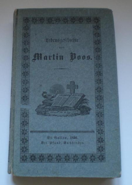 Lebensgeschichte Martin Boos