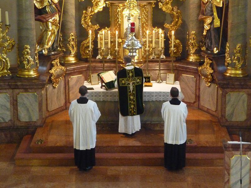 Tridentinische Messe