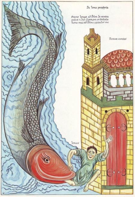 Hortus_Deliciarum,_Der_Prophet_Jonas_wird_vom_Fisch_bei_Ninive_ausgespien