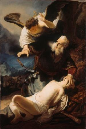Opferung Isaaks