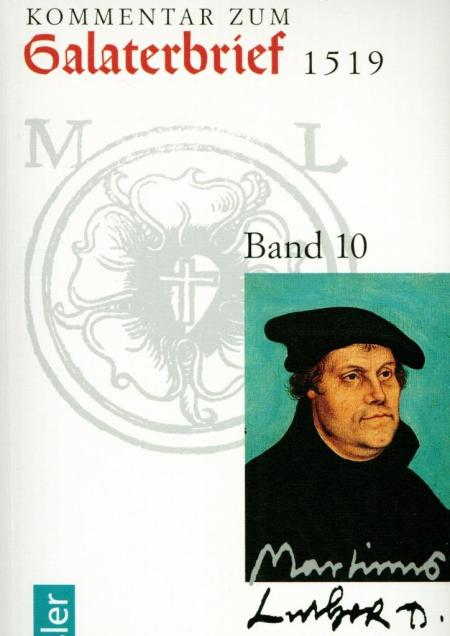 Titel Luther Galaterbrief