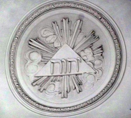 Tetragramm Trinität - Dom St. Blasien
