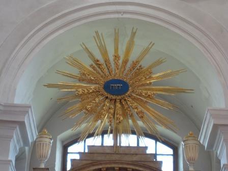 Tetragramm St-Leopold_Leopoldsberg