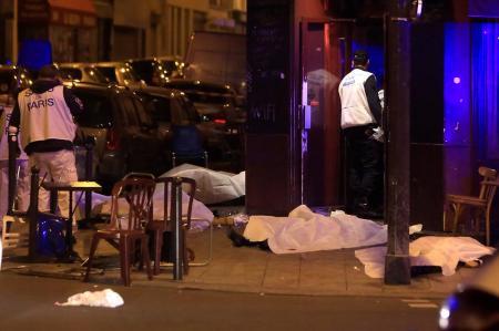 Terroranschläge Paris