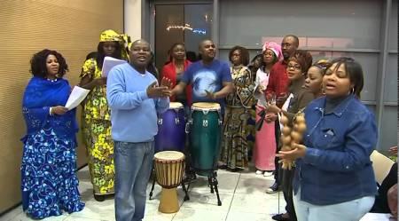 Afrikanische Gemeinde