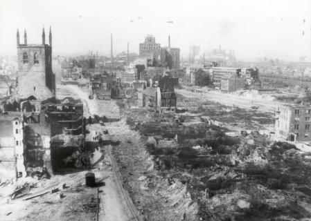 Dortmund nach 12. März 1945