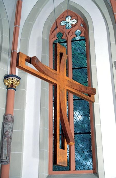 Kassel - Altarkreuz