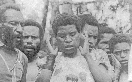 Gebetsrevival bei den Enga im Hochland von Papua (1973)