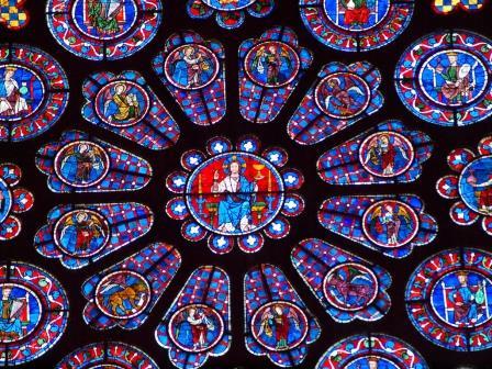 Rosette Notre Dames