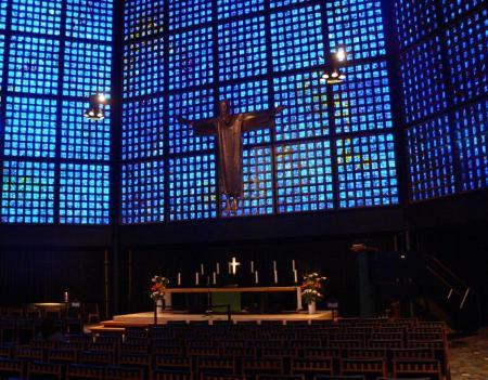 Altar Kaiser-Wilhelm-Gedächtniskirche Berlin
