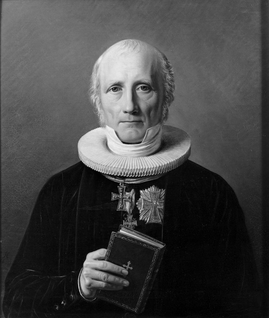 Bischof Jakob Peter Mynster (1775-1854)