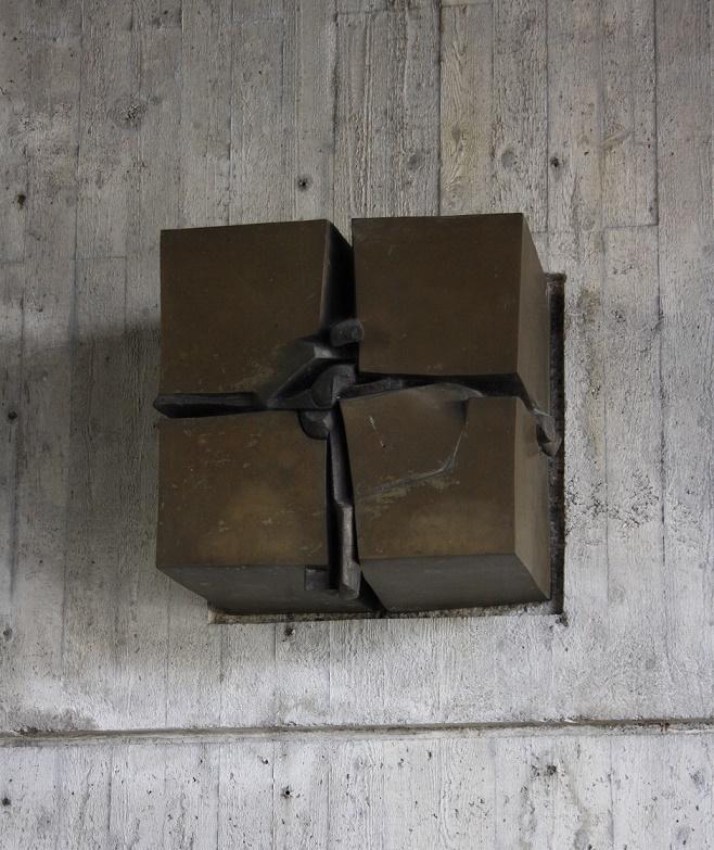Kreuz Versöhnungskirche Dachau