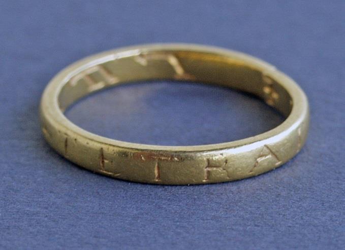 Tetragrammaton-Ring