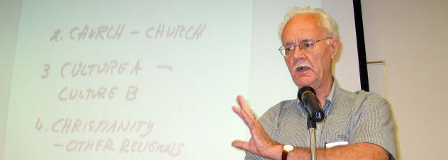 Paul G. Hiebert (1932–2007)