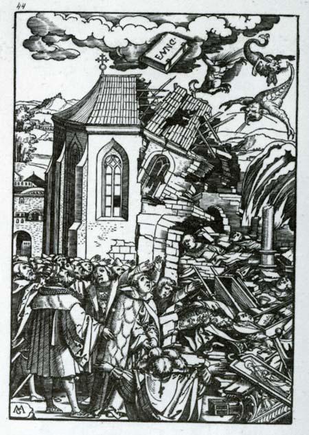 Die Zerstörung der altgläubigen Kirche mit Bezug auf die Offenbarung Kapitel 18