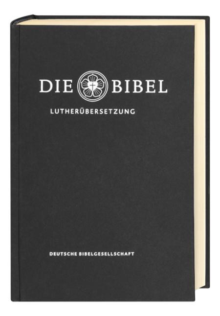 Luther-Bibel 2017 - Standardausgabe