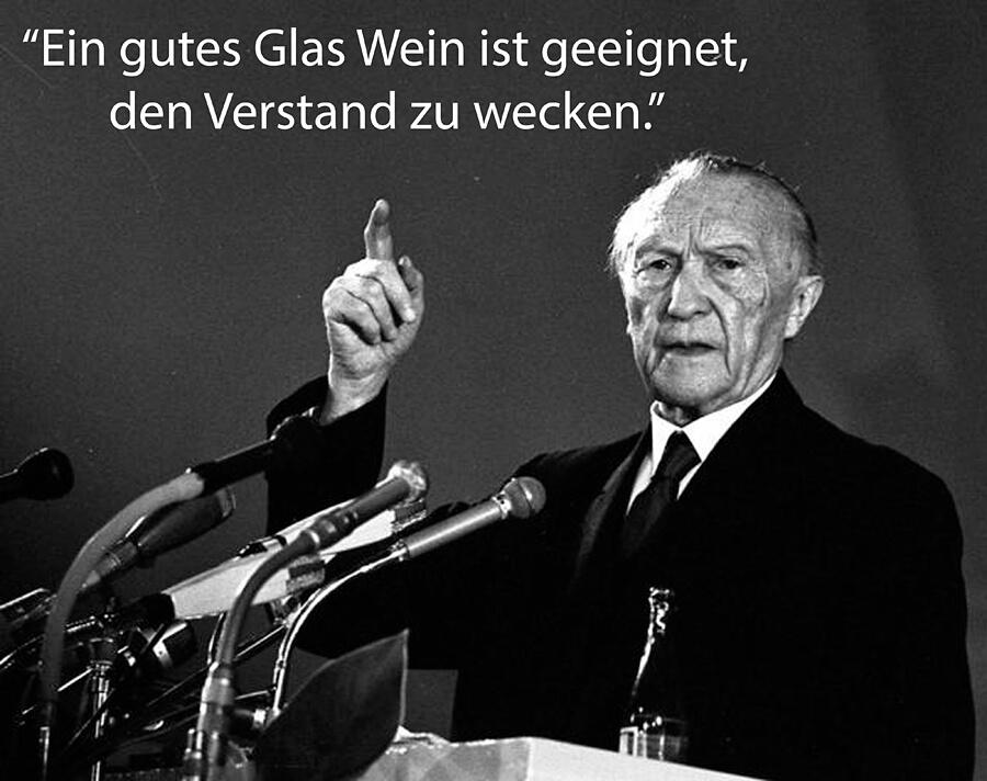 Günter Figal - Die Philosophie hat zum Wein ein nüchternes