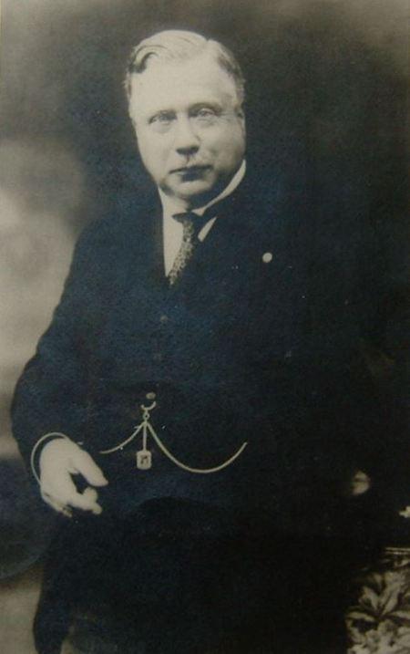 """D. Wilhelm Fahrenhorst (1873-1941), Bundesdirektor des  """"Evangelischen Bundes zur Wahrung der deutsch-protestantischen Interessen"""""""