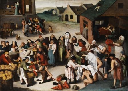 Brueghel-Umkreis_Werke_der_Barmherzigkeit