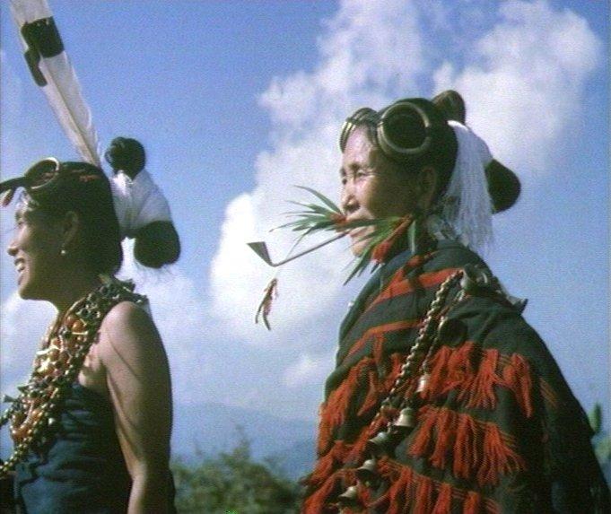 Milada Ganguli - Zwei Ao-Frauen