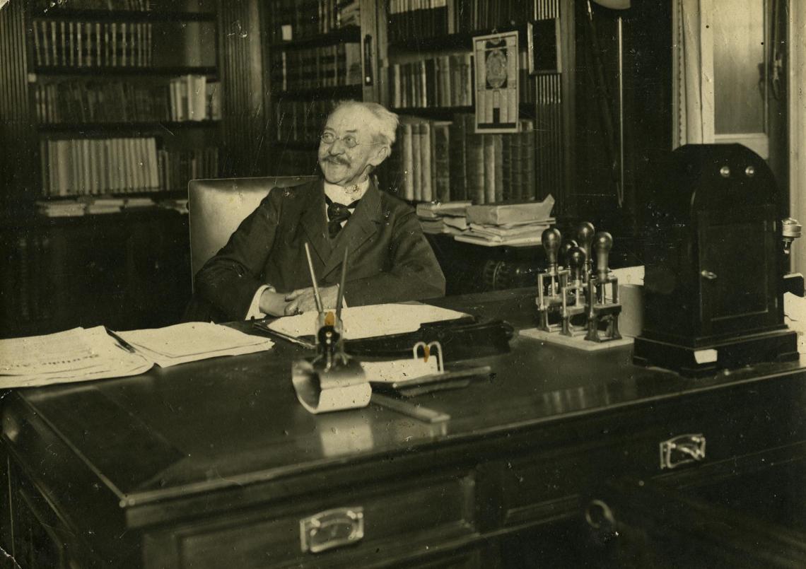 Adolf von Harnack, 1920