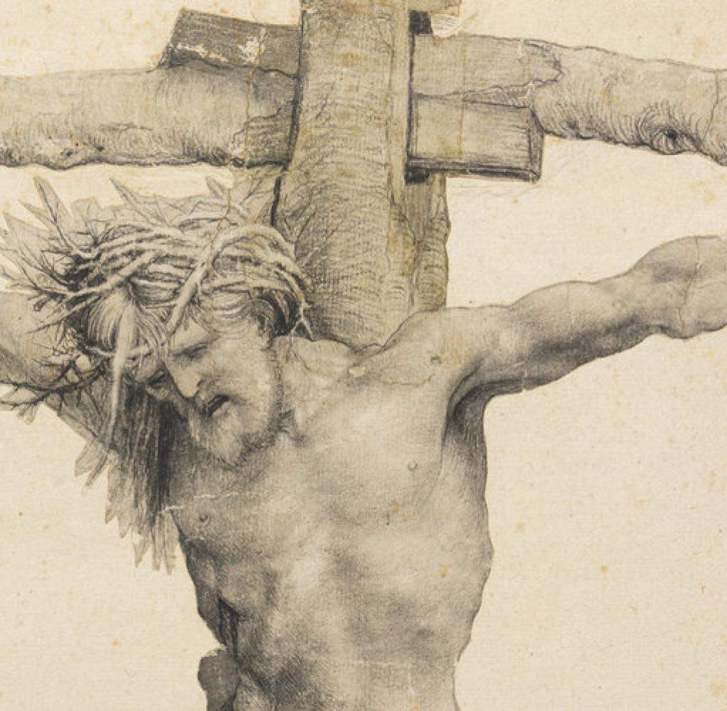 Grünewald - Christus am Kreuz