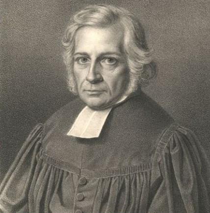 Schleiermacher Porträt