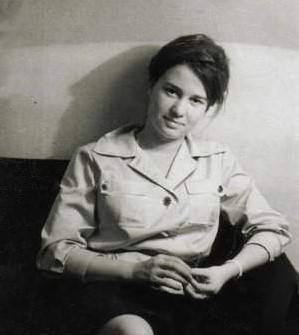 Ulrike Meinhof 1964