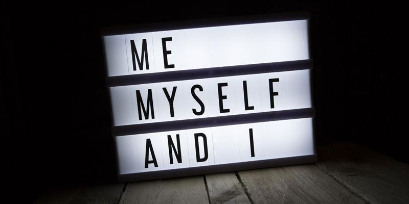 Me-Myself-I