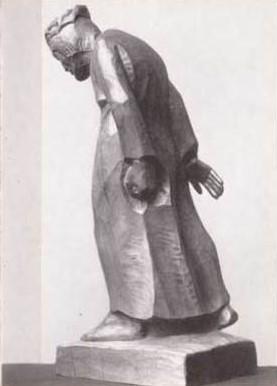 Wilhelm Groß - Christus expulsus