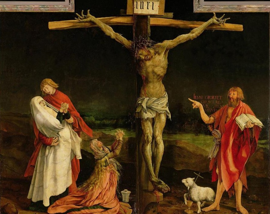 grunewald-crucifixion