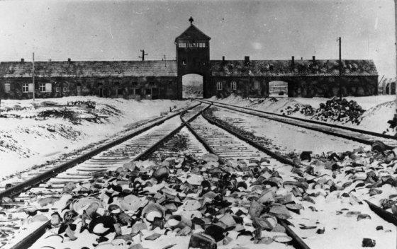 Wo War Gott In Auschwitz