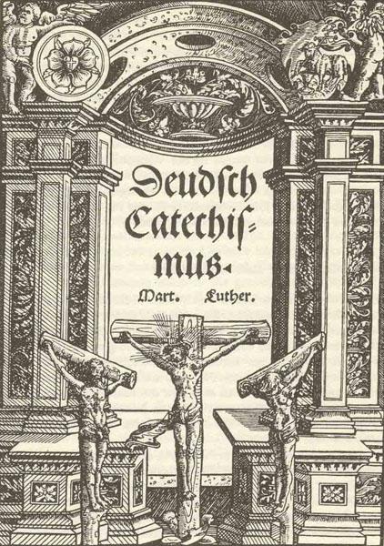deudsch Katechismus