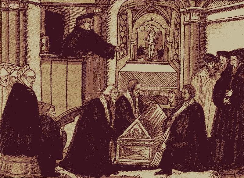 Leichenpredigt-Luthers