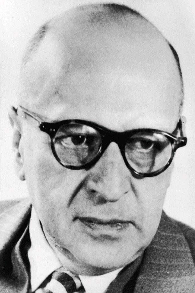 Max Horkheimer (1895-1973)