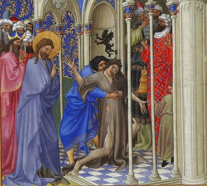 800px-Folio_166r_-_The_Exorcism