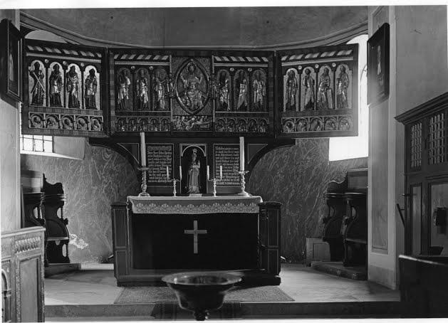 Altar gesamt 1915