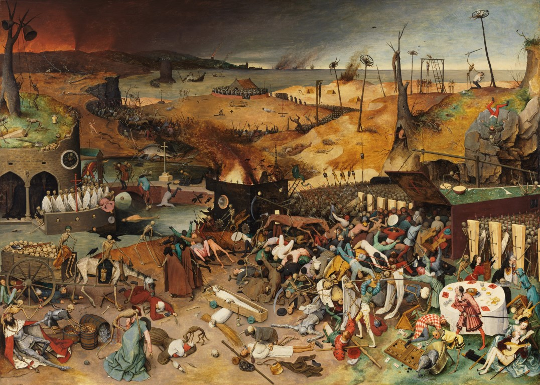 The_Triumph_of_Death_by_Pieter_Bruegel_the_Elder (1562 Museo del Prado, Madrid ) (Mittel)