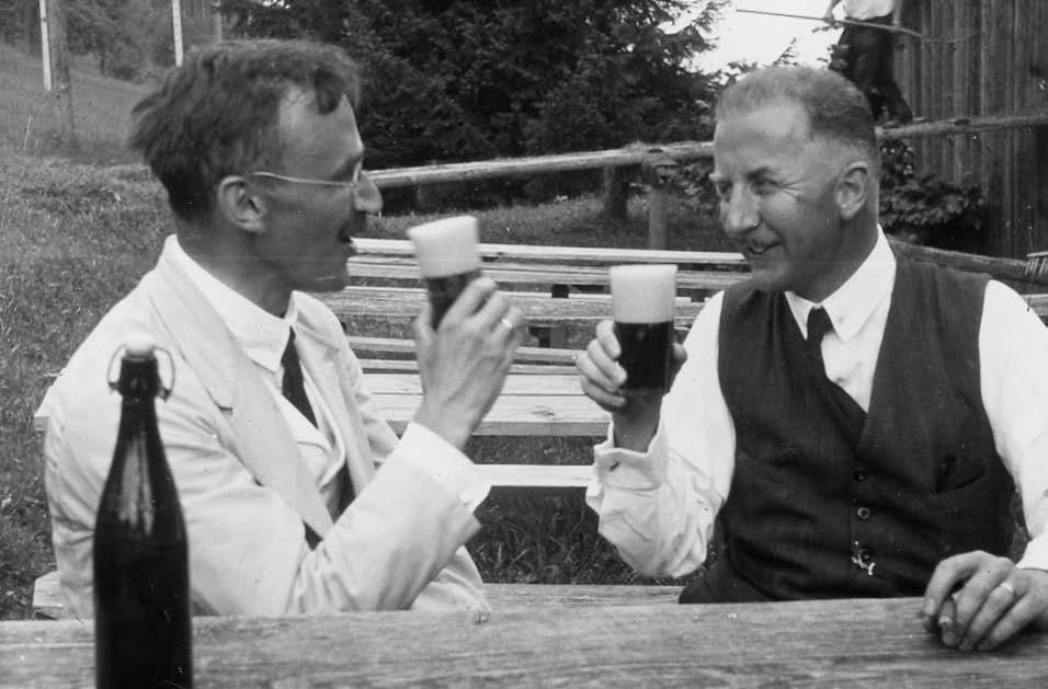 Karl Barth und Eduard Thurneysen